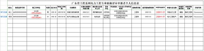 广东省工程系列电力工程专业职称评审申报者个人信息表.png